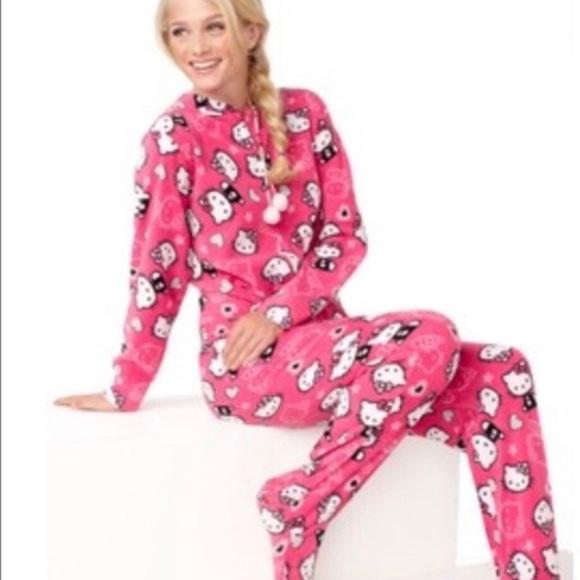 68f8359b2 Hello Kitty Intimates & Sleepwear | Onesie | Poshmark